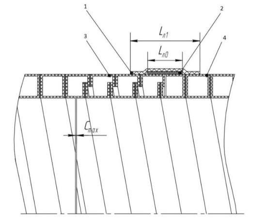 трубы полиэтиленовые спиральновитые техстрой